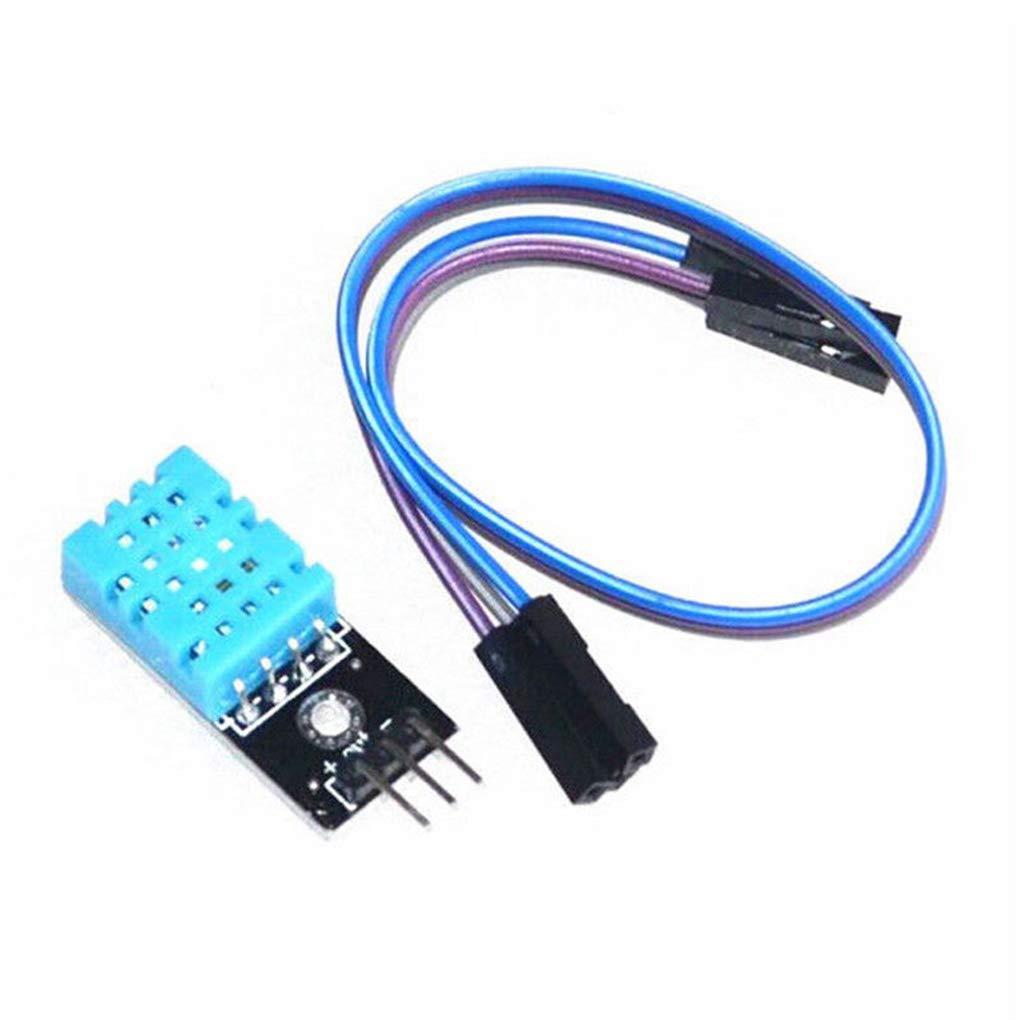 Ben-gi DHT11 Temperatur Relative Luftfeuchtigkeit Sensor Modul Ersatz f/ür Arduino Doupont Kabel