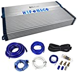 Best Hifonics Class D Amplifiers - Hifonics BXX2000.1D 2000 Watt RMS Mono Car Amplifier Review