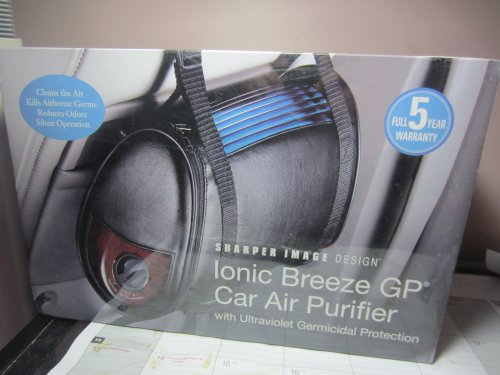 Sharper Image Ionic Breeze Gp Car Ai End 352021 1200 Am