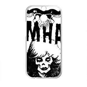 Happy Samhain Cell Phone Case for HTC One M8