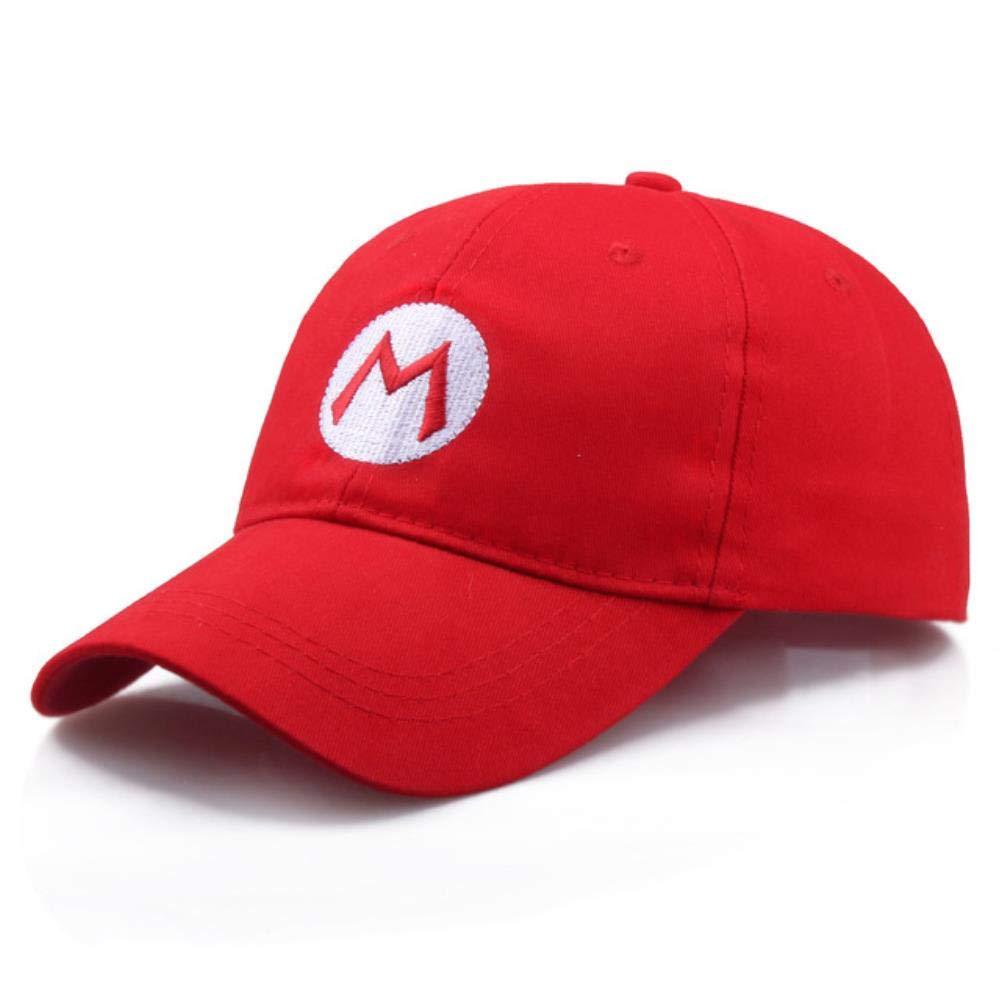 NZMAOZI Gorras De Hombre Mario Límite Al por Mayor Sombrero De ...