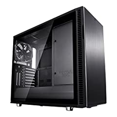 Fractal Design Define R6 - Blackout - Tempered glass ミドルタワー型PCケース CS7012 FD-CA-DEF-R6-BKO-TG