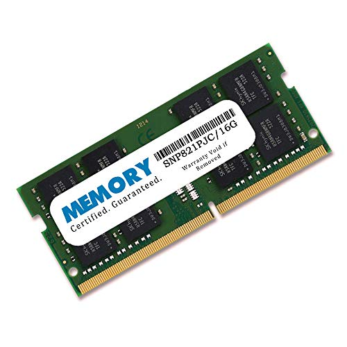 Arch Memory 16GB Replacement for Dell SNP821PJC/16G A9168727 260-Pin DDR4-2400 PC4-19200 So-dimm RAM