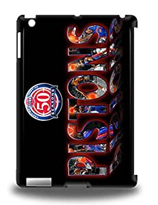 For Ipad Air Tpu Phone Case Cover NBA Detroit Pistons
