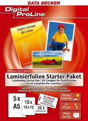 Laminierfolien Starter-Paket