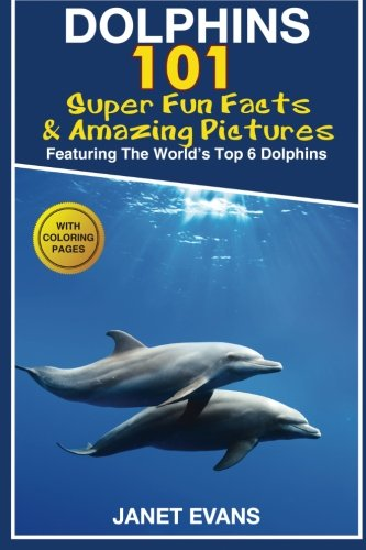 Dolphins Amazing Pictures Featuring Coloring product image