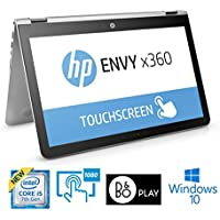 "HP ENVY x360 Intel Core i5-72000U, 12GB DDR4, 15.6"" Full HD Touch-screen Convertible (Certified Refurbished)"