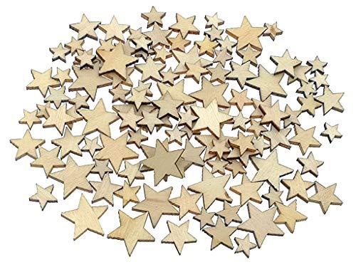 wood veneer stars - 2