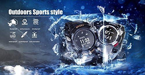 Amazon.com: TORTOYO F6 Bluetooth Smart Watch IP68 Waterproof ...
