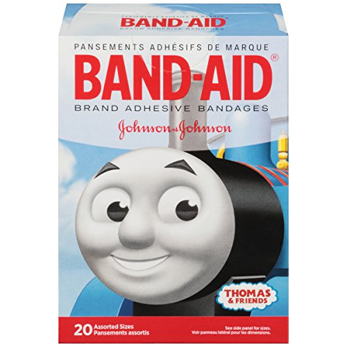 Band Aid Adhesive Bandages Featuring Assorted product image