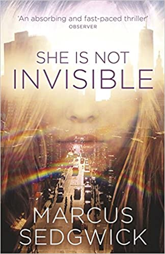 Image result for she is not invisible