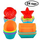 Best Cupcakes - Silicone Baking Cups Review