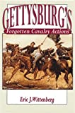img - for Gettysburg's Forgotten Cavalry Actions book / textbook / text book