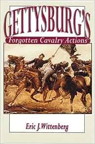 Battle of Gettysburg, third day cavalry battles