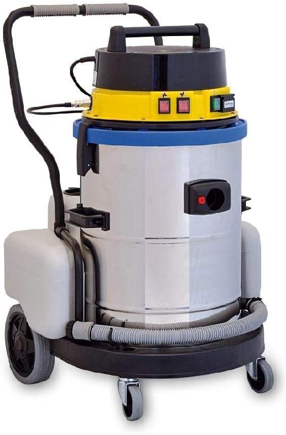 EOLO Motor Vapor LP09 Sistema de Limpieza Profesional multifunción Aspira y Lava con Agua fría, Equipado con 11 Accesorios estándar Que Permiten una Limpieza efectiva y rápida de Cualquier Superficie: Amazon.es: Hogar