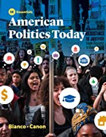 American Politics Today, 5th Edition Front Cover