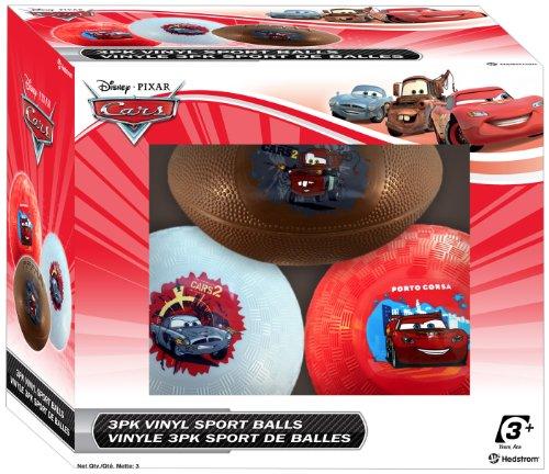 Hedstrom Vinyl Sport Balls 3 Pack product image