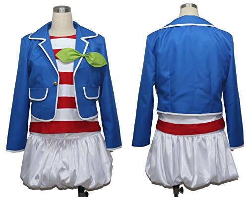 [No Brand Men's 1797Disney Donald Duck Cosplay (XL)] (Donald Duck Costumes For Adults)