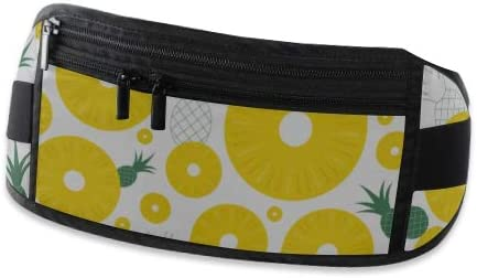 Travel Waist Pack,travel Pocket With Adjustable Belt Pine Pattern Fruits Pattern Abstract Running Lumbar Pack For Travel Outdoor Sports Walkin