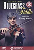 DVD-Learning Bluegrass Fiddle #2