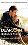 Dear John by Nicholas Sparks front cover