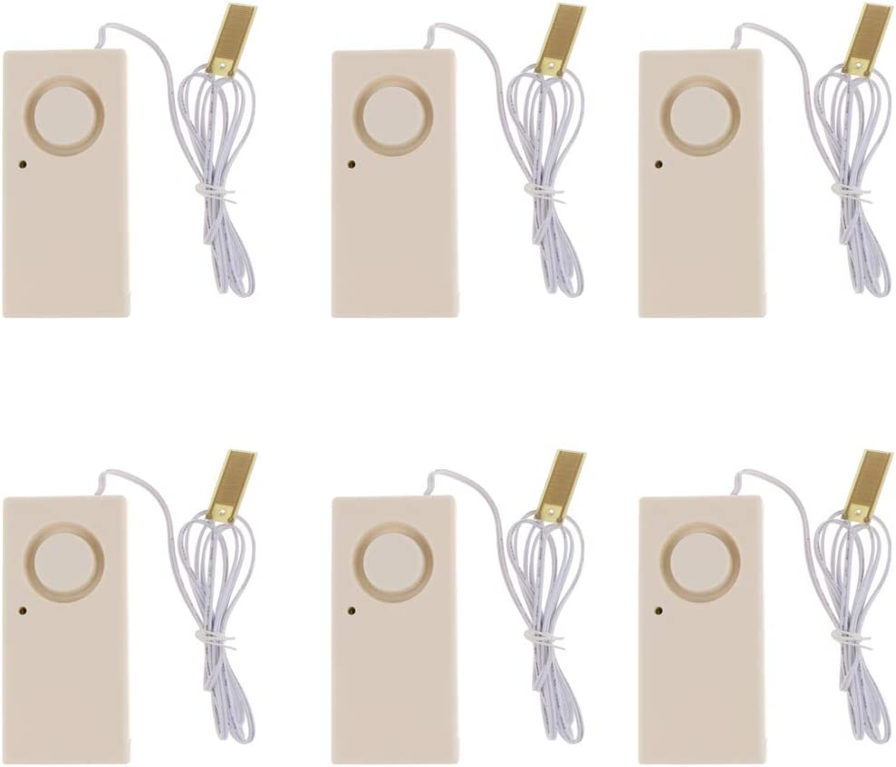 Color:Wei/ß lxwi Smart Sensor M/ülleimer Elektronische Automatische Haushaltsbad Toilette wasserdichte Schmale Naht