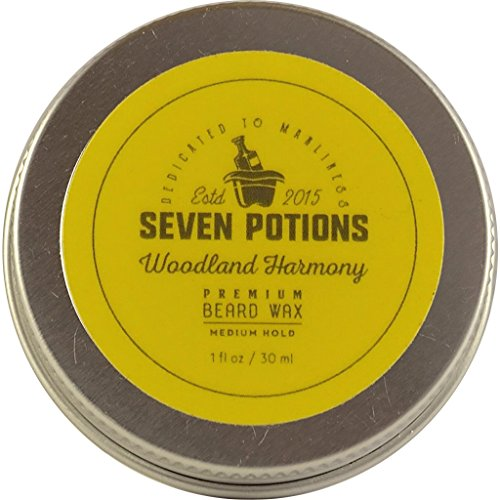 Seven Potions Natural Natural Woodland