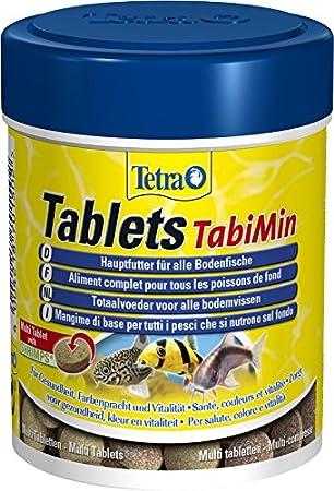 Lækker Tetra Tablets TabiMin Hauptfutter (Futtertabletten für am Boden RC-17
