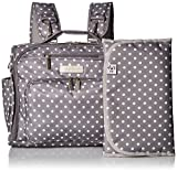 Ju-Ju-Be Classic Collection B.F.F. Convertible Diaper Bag, Dot Dot Dot