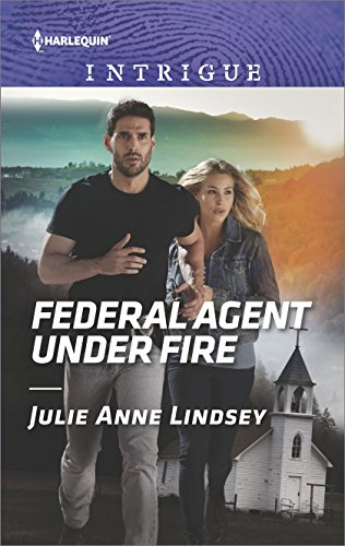 Federal Agent Under Fire (Protectors of Cade County Book 1)