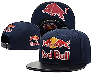 Image Unavailable. Image not available for. Colour  High Quality Red-Bull  Snapback Cap Snapback 7449aed4f9c