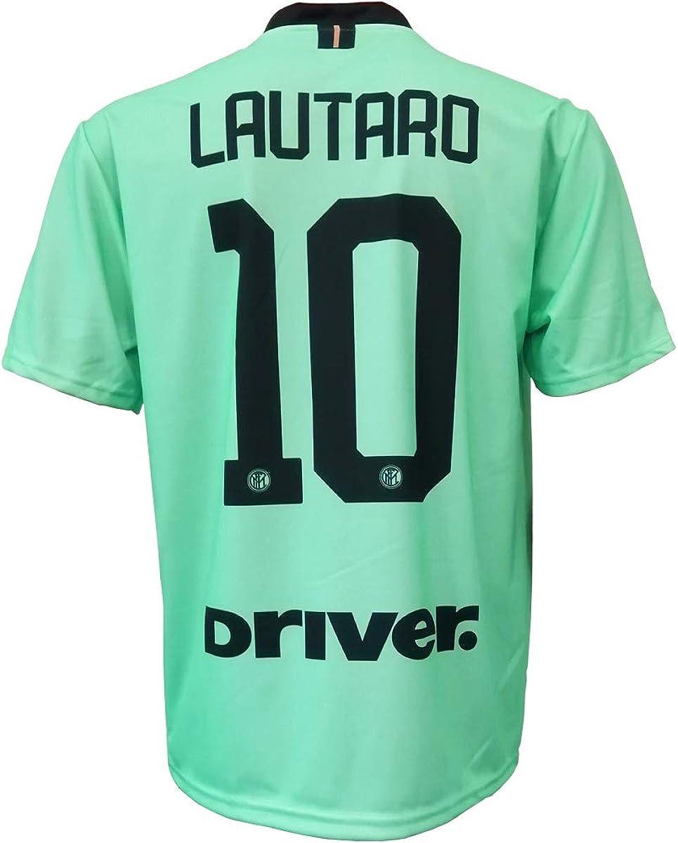 L.C. Sport - Camiseta interior Lautaro Martinez 10 réplica autorizada para niño (tallas - años 2, 4, 6, 8, 10, 12) para adulto (S, M, L, XL): Amazon.es: Ropa y accesorios