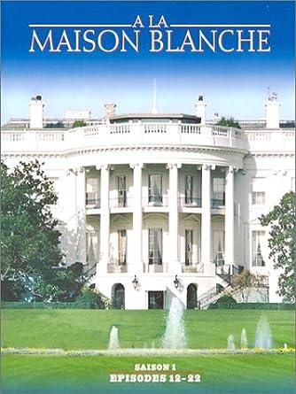 Amazon Com A La Maison Blanche Saison 1 Partie 2 Coffret 3 Dvd Movies Tv