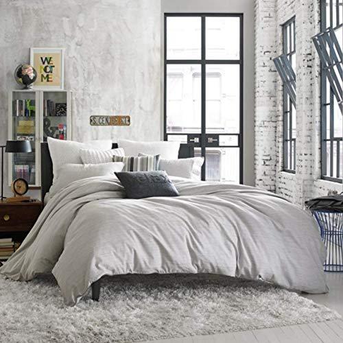 Kenneth Cole Reaction Home Element Standard Pillow Sham in Grey Mist