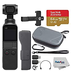 Image of the product DJI Osmo Pocket Handheld that is listed on the catalogue brand of DJI.