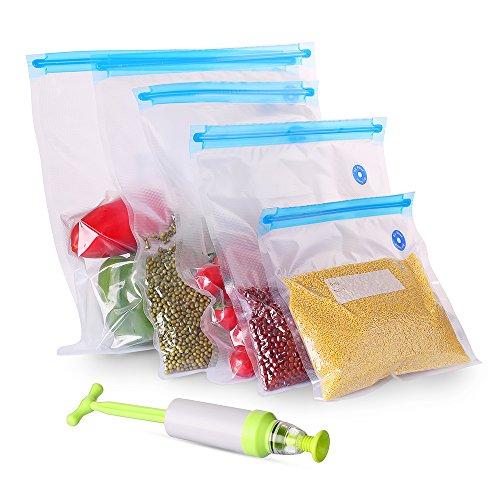 (Cisno sous vide cooking (Sous Vide Bags-))