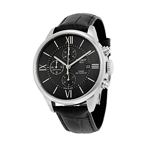 Classic Automatic Black Leather - 6