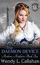The Daemon Device (Aetheric Artifacts Book 2)