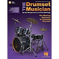The Drumset Musician: The Musical Approach to Learning Drumset, Includes Downloadable Audio
