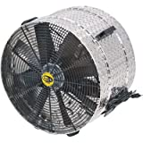 J & D Mfg. Confined Space Vent Fan, Model# VICS20
