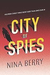 City of Spies (Pagan Jones)