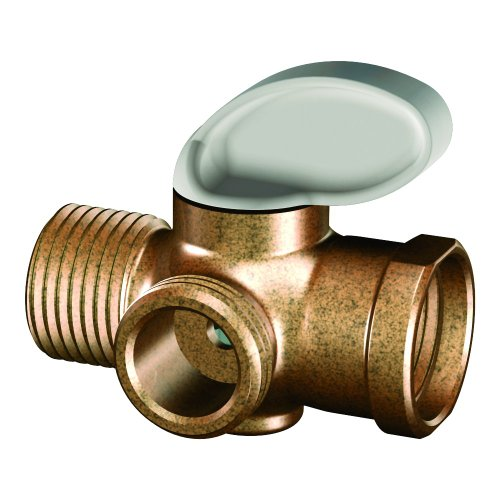 Moen A720AZ Shower Arm Diverter, Antique Bronze by Moen