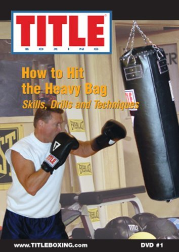 TITLE DVD - How To Hit The Heavy bag by Title Boxing (Image #1)