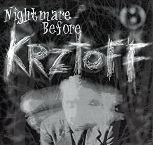 Bile nightmare before krztoff music for Industrial nightmare pictures
