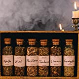 Lulli Dried Herbs for Witchcraft - Magical Herbal
