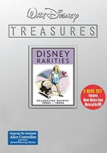 Disney Rarities - Celebrated Shorts
