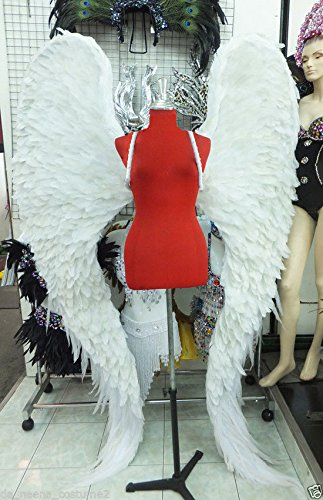 Da NeeNa Parade Showgirl Ailes Victoria Secret Model Angel Wings ()