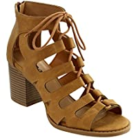 20175f9ea7f 10 Best Lace Up Sandals For Women on Flipboard by helioreview