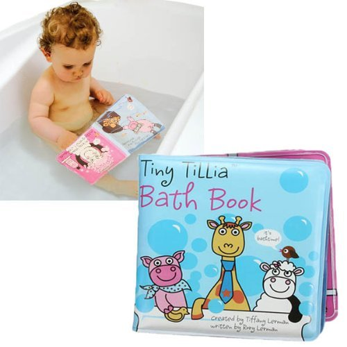 Baby Shower Bath Book Waterproof Story Book Educational Bath (Cbs Toys)