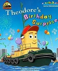 Theodore's Birthday Surprise (Jellybean Books(R))